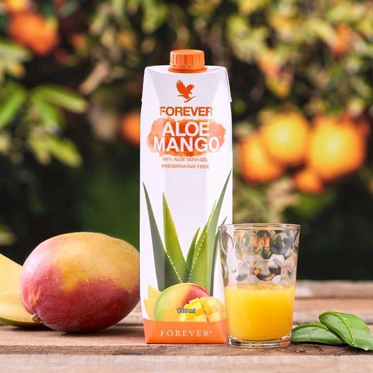 Forever aloe mango™